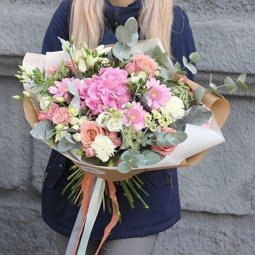 Monika: букеты цветов на заказ Flowwow