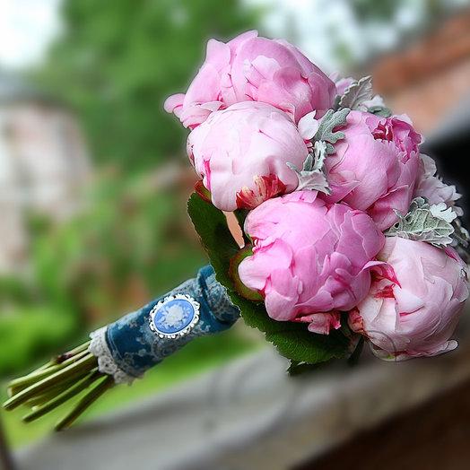 Букет невесты «Маленькое облачко»: букеты цветов на заказ Flowwow