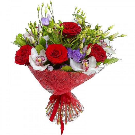 Сочетание цветов: букеты цветов на заказ Flowwow