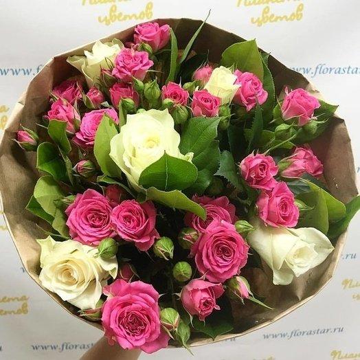 "Букет ""Новая встреча"": букеты цветов на заказ Flowwow"
