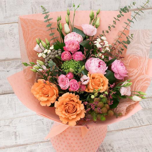 Габана: букеты цветов на заказ Flowwow