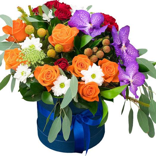 ЖарПтица: букеты цветов на заказ Flowwow