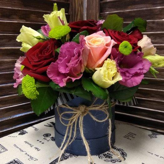 Композиция с цветами: букеты цветов на заказ Flowwow