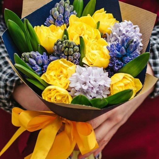 Летний вечер: букеты цветов на заказ Flowwow