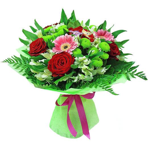 Букет Анабель: букеты цветов на заказ Flowwow