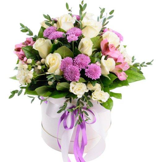 Букет  140 Зумбия: букеты цветов на заказ Flowwow