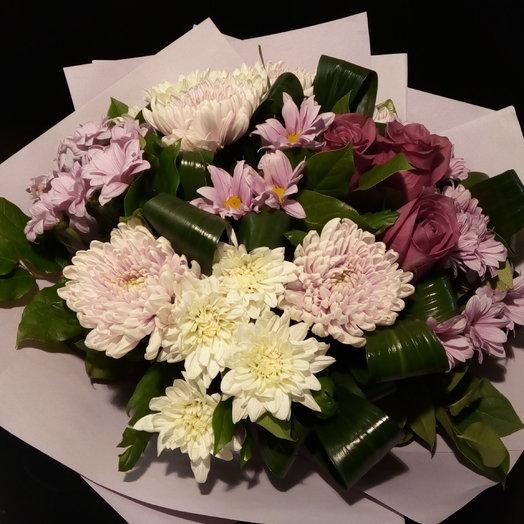 Букет из долгостоящих цветов: букеты цветов на заказ Flowwow