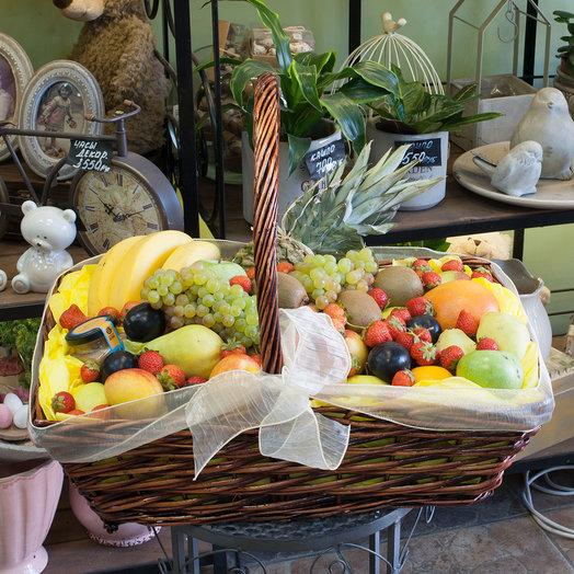 Корзина с фруктами Tutti Frutti
