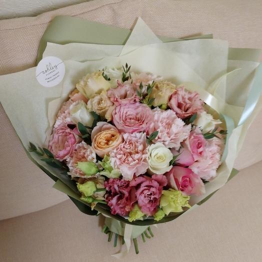 Чудесной: букеты цветов на заказ Flowwow