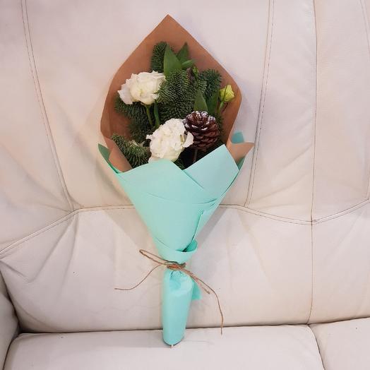 Зима: букеты цветов на заказ Flowwow