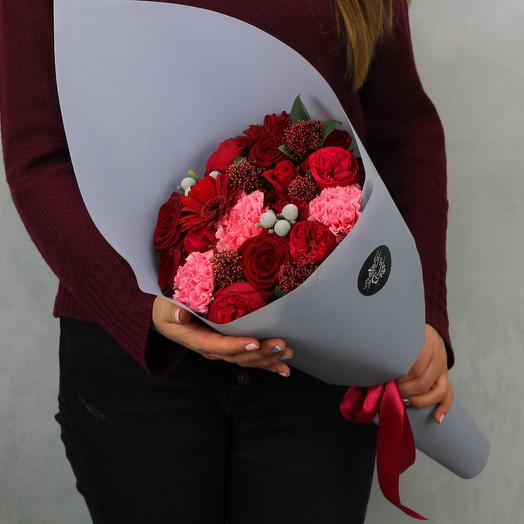 Глоси: букеты цветов на заказ Flowwow
