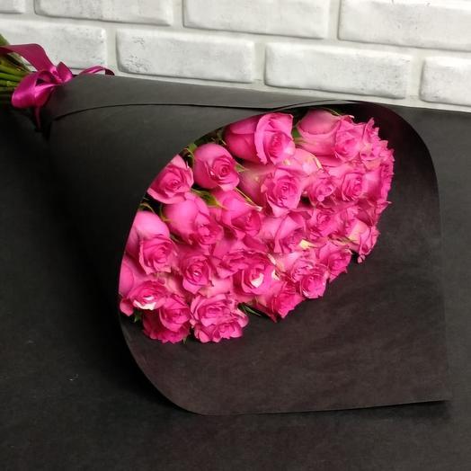 """""""Pink Sudoky 2"""": букеты цветов на заказ Flowwow"""