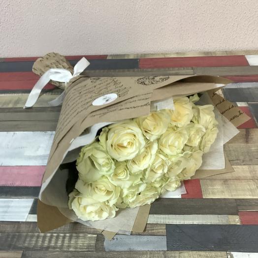 Аваландж S: букеты цветов на заказ Flowwow