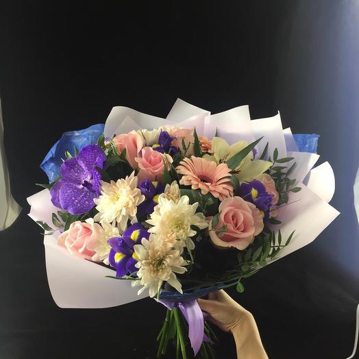 Ангелина: букеты цветов на заказ Flowwow