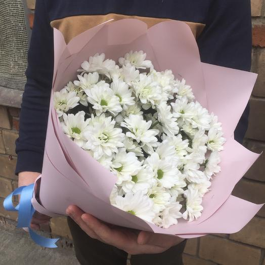 Весеннее дыхание: букеты цветов на заказ Flowwow