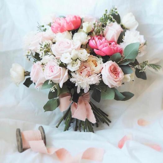 Love story: букеты цветов на заказ Flowwow