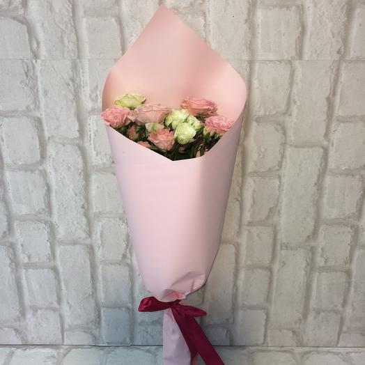 Нежный букетик 💐: букеты цветов на заказ Flowwow