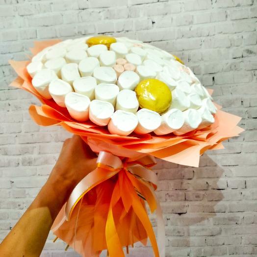 """Букет """"Сладкая история"""": букеты цветов на заказ Flowwow"""