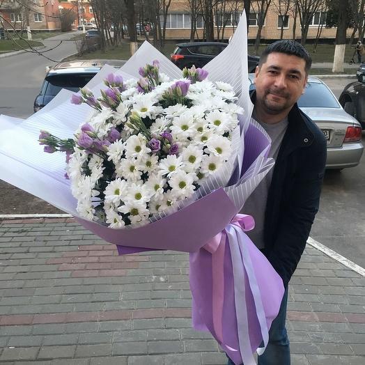 Арт. 011123: букеты цветов на заказ Flowwow