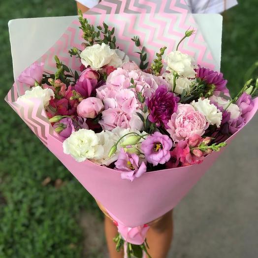 Нежности любви: букеты цветов на заказ Flowwow