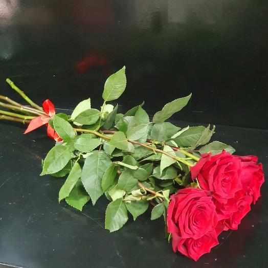 Букет 168: букеты цветов на заказ Flowwow