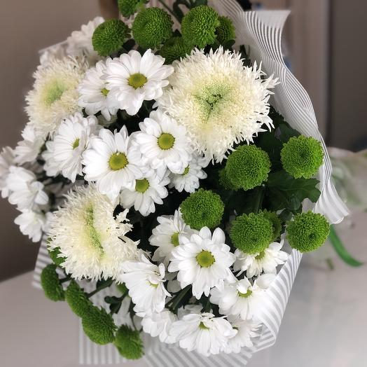 Букет Махито: букеты цветов на заказ Flowwow