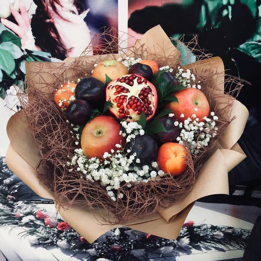 Букет из фруктов «Миледи»