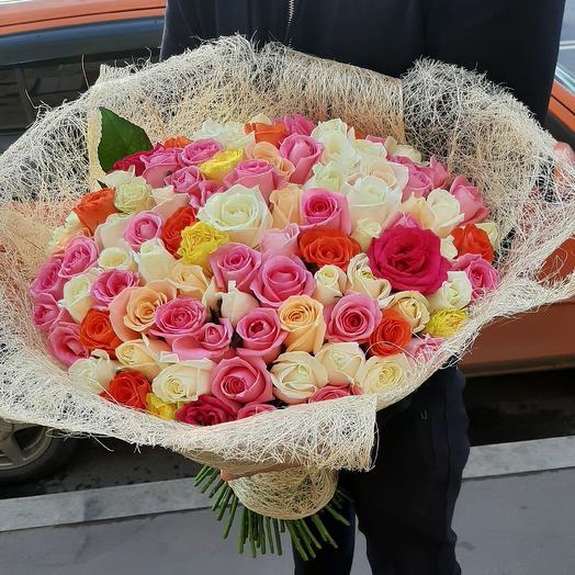 Эдельвейс: букеты цветов на заказ Flowwow