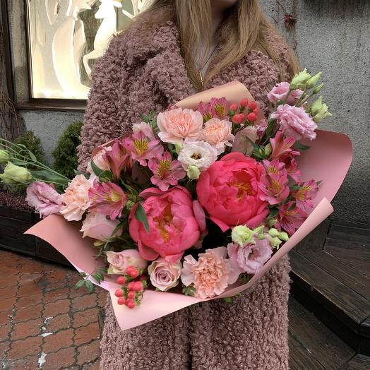 Coral: букеты цветов на заказ Flowwow