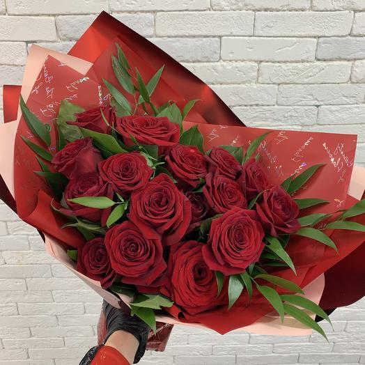 О любви️: букеты цветов на заказ Flowwow