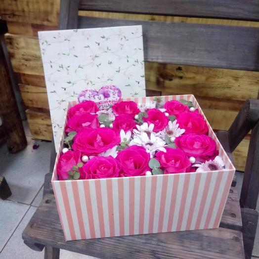 Чемчужинка: букеты цветов на заказ Flowwow
