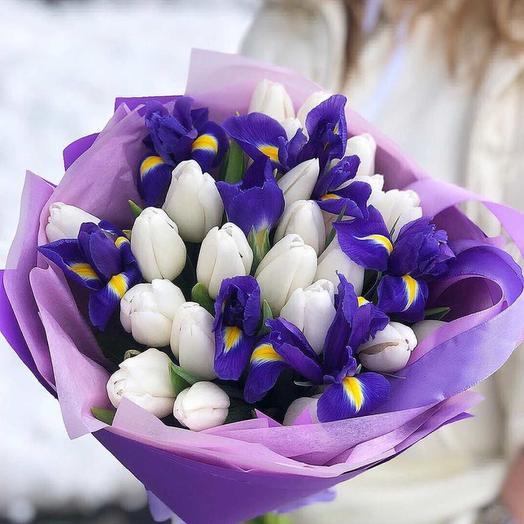 Нежное утро: букеты цветов на заказ Flowwow