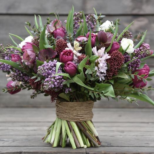"""Букет цветов """"Ловелия"""""""