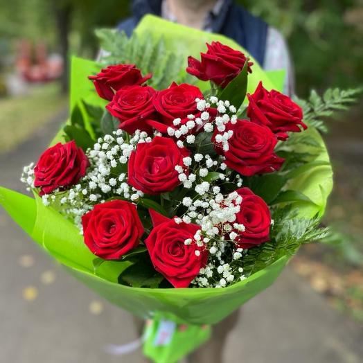Букет «Розы любви»