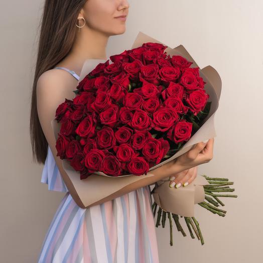 Букеты из 51 розы  3