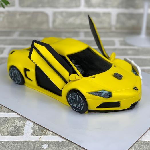 Торт -Ламборджини