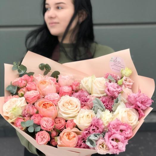 Цветочный букет 10