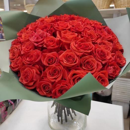 Красотка 51 роза
