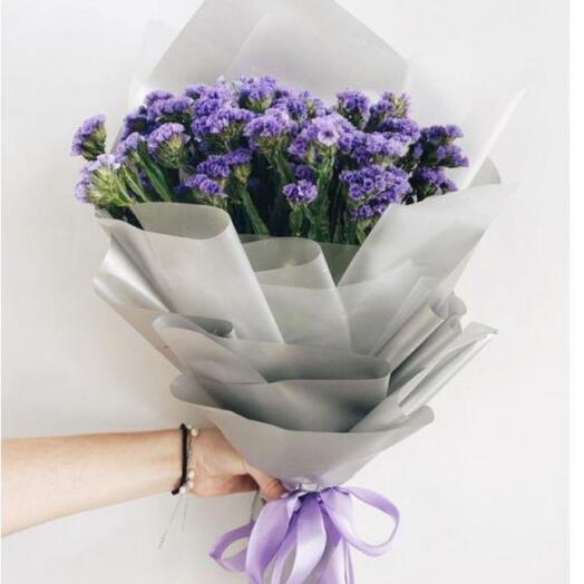 Purple static