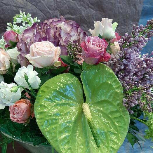 Цветы вазе