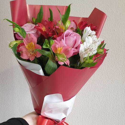 "Bouquet "" Hello.."""