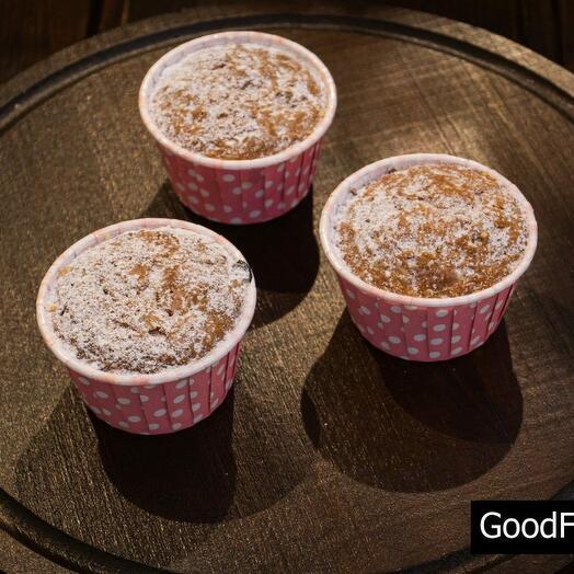 Кекс с смородиной 55 гр