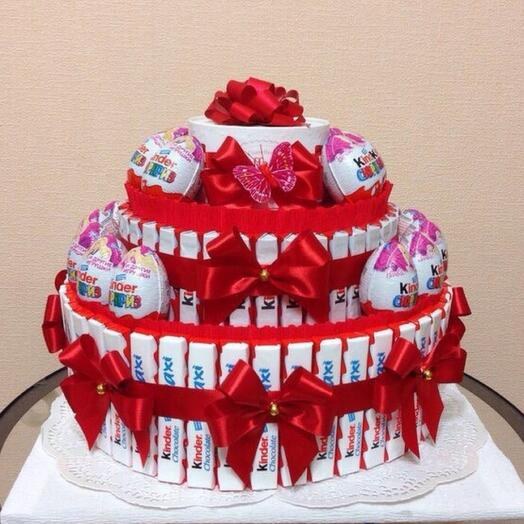 Торт «Бемби»