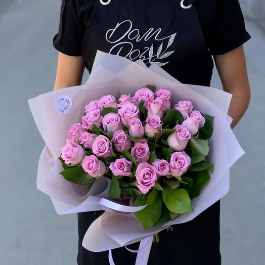 Розы Меритайм в оформлении
