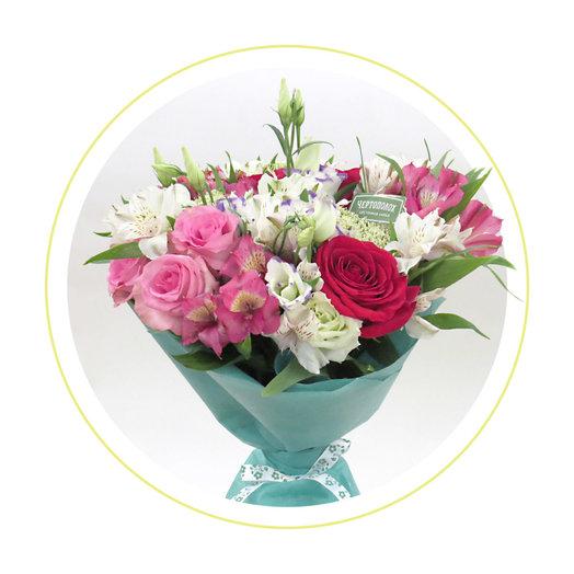 Букет Изысканность: букеты цветов на заказ Flowwow