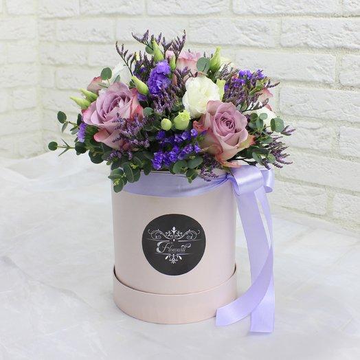 Дельфиния 2: букеты цветов на заказ Flowwow