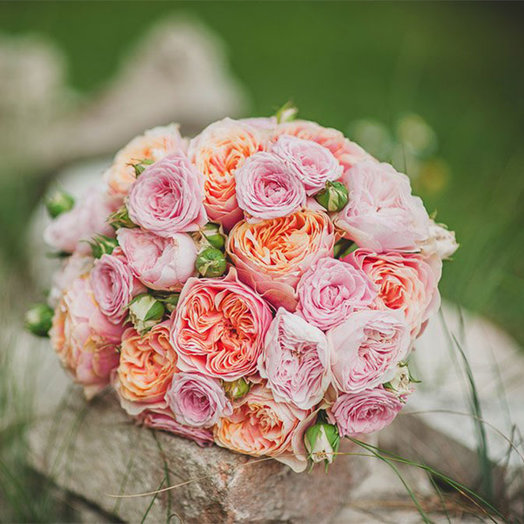 Букет невесты «Вильям»: букеты цветов на заказ Flowwow