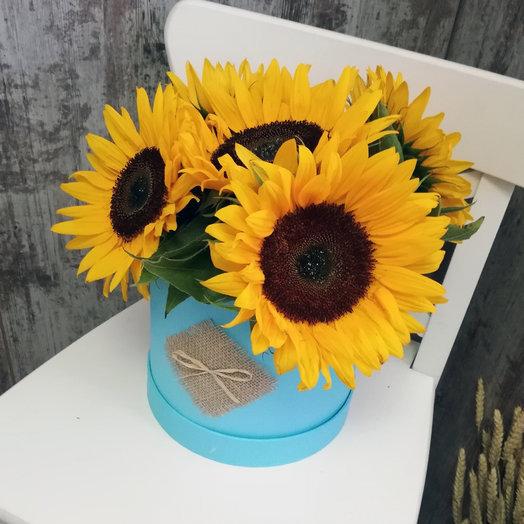 Мое солнышко: букеты цветов на заказ Flowwow