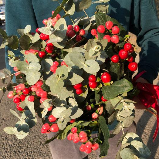 Aroma red: букеты цветов на заказ Flowwow