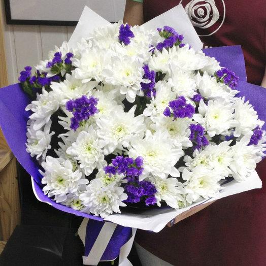 Свежий букет: букеты цветов на заказ Flowwow